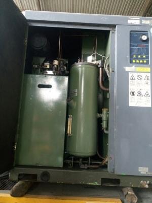 Máy nén khí Mitsuiseiki 22kw máy nén khí công nghiệp tại Sóc Sơn