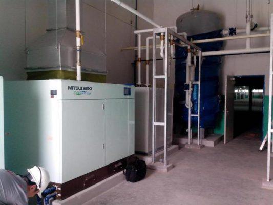 Những lưu ý khi sử dụng máy nén khí