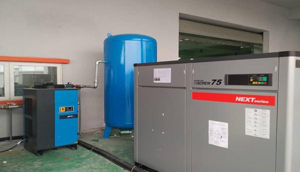 Báo giá máy nén khí dùng trong công nghiệp