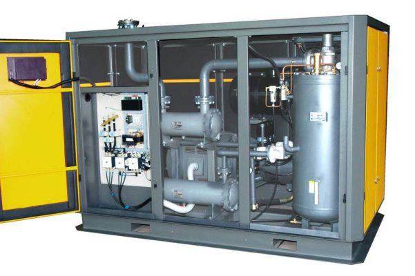 Máy nén khí sạch dùng cho y học là máy nào