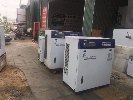 Bán máy nén khí cao áp nhập khẩu dùng cho laser tại miền bắc