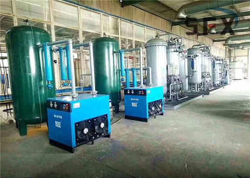 Sửa chữa máy nitrogen tại Hà Nội