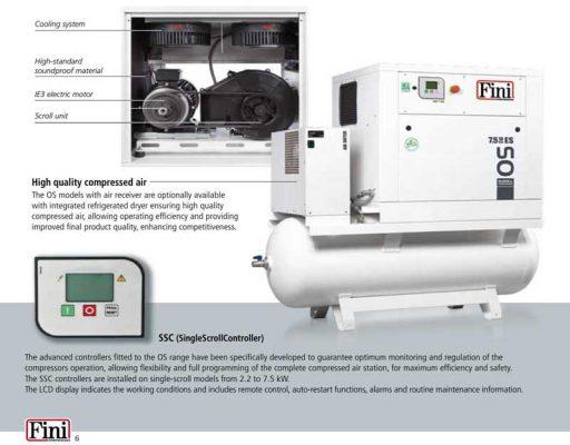 Các bước kiểm tra máy nén khí khi bảo dưỡng