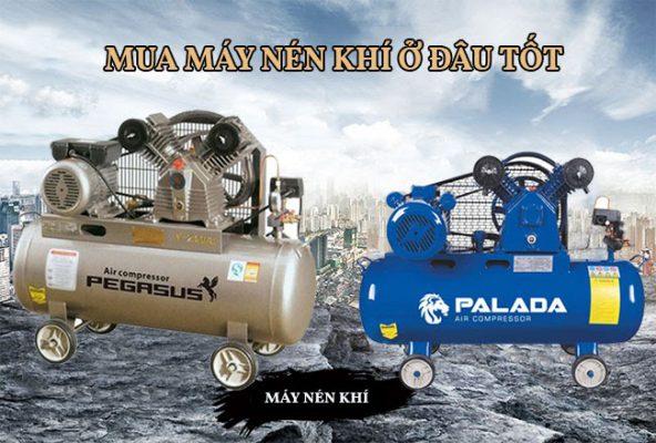 Địa chỉ bán máy nén khí tại Hà Nội uy tín