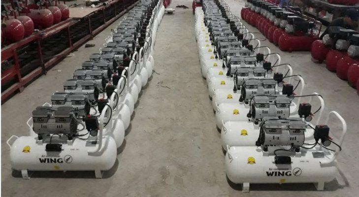 Một số model máy bơm khí nén mini 220V tiêu biểu