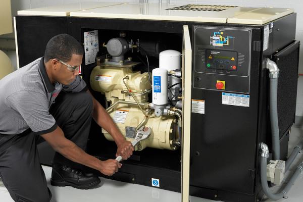 Kinh nghiệm vận hàng máy nén khí sau khi sửa chữa