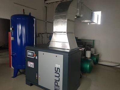 Bán máy nén khí Fini nhập khẩu Italia