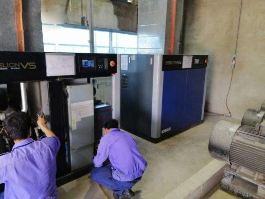 Dịch vụ bảo dưỡng máy nén khí chuyên nghiệp tại Vĩnh Phúc