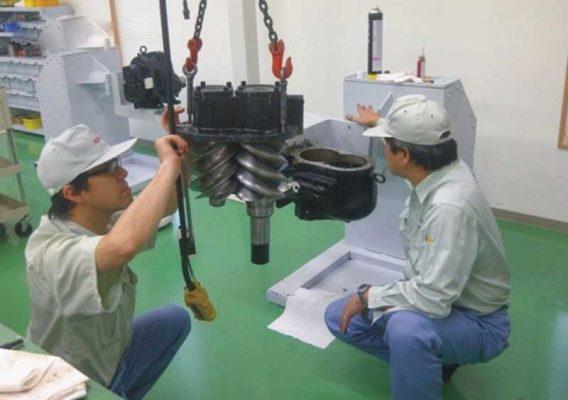 Công ty cung cấp máy nén khí tốt nhất tại Quảng Ninh