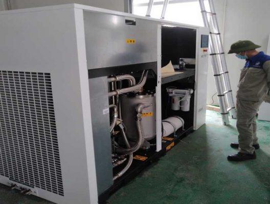 Dịch vụ bảo dưỡng máy nén khí chính hãng