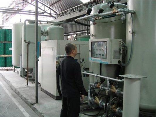 Máy tạo khí nito giá rẻ