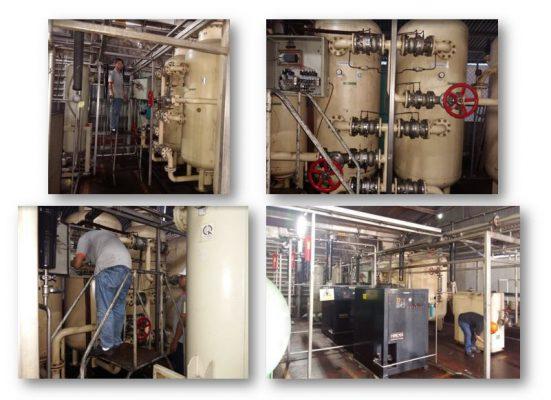 Các lỗi thường gặp khi sửa chữa máy tạo khí nito tại Hà Nội
