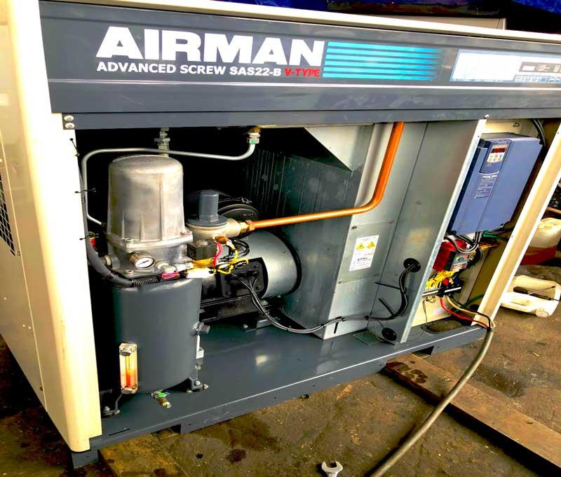 Dịch vụ mua bán máy nén khí cũ mới tại Vĩnh Phúc