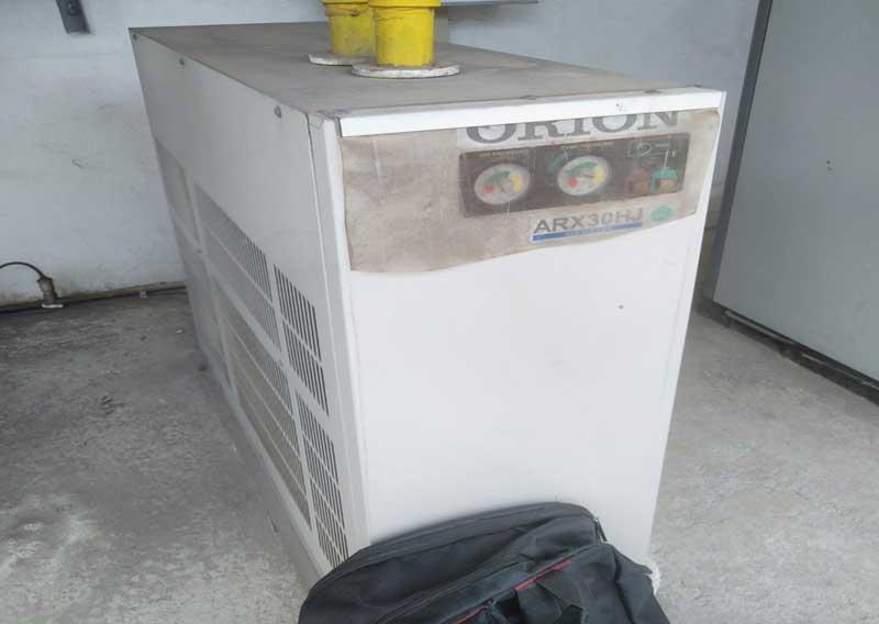 Bảo dưỡng máy nén khí chuyên nghiệp tại Bá Thiện
