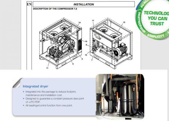 Dịch vụ bảo dưỡng máy nén khí chuyên nghiệp tại Nam Định