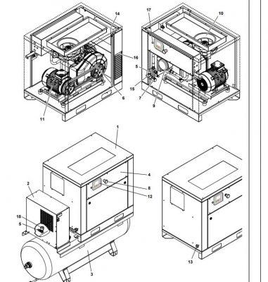 Bảo dưỡng máy nén khí chuyên nghiệp tại Thái Bình