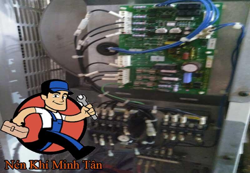 Các dịch vụ sửa chữa máy nén khí tại công ty Minh Tân