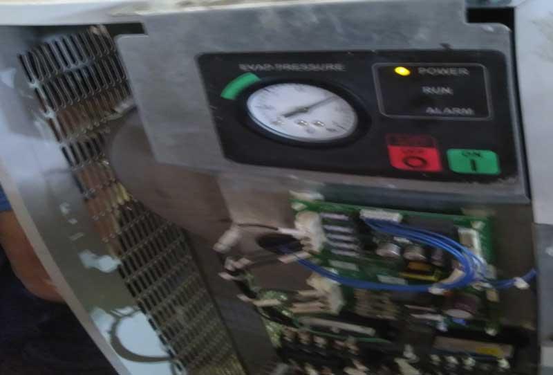 Dịch vụ sửa chữa máy sấy khí tại khu công nghiệp Bình Xuyên