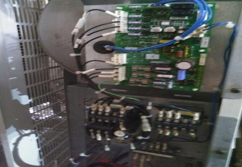 Sửa chữa máy sấy khí khí gặp sự cố tại khu công nghiệp Bình Xuyên