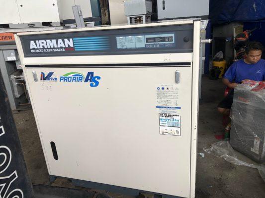 Nhận lặp đặt bán máy nén khí nhật bãi tại khu công nghiệp Quang Minh