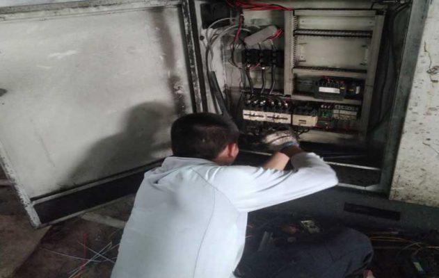 Sửa chữa máy nén khí tại khu công nghiệp Bình Xuyên