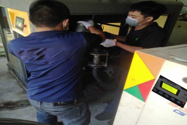 Công ty sửa chữa máy nén khí tại khu công nghiệp Bình Xuyên