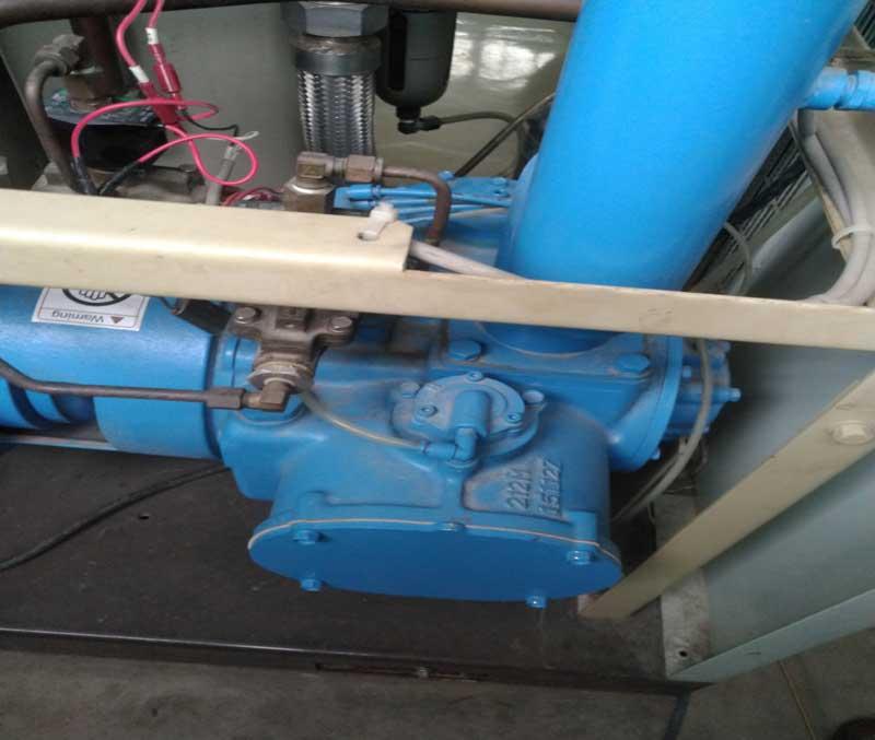 Sửa chữa máy nén khí không dầu tại khu công nghiệp Quang Minh