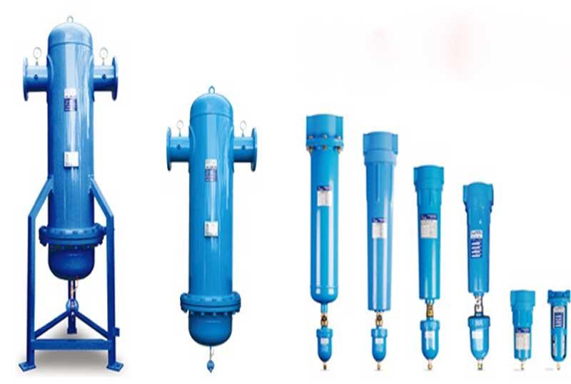 Lắp đặt hệ thống lọc đường ống máy nén khí tại Thăng Long 3